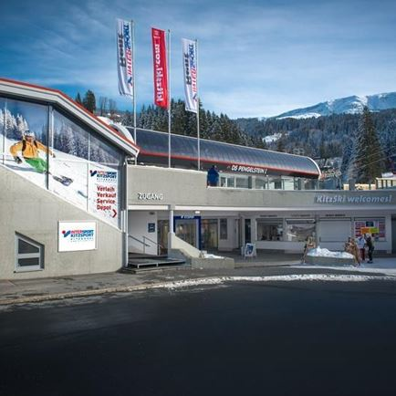 Intersport Kitzsport Pengelstein 1 Talstation